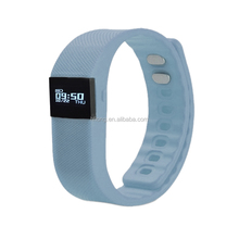 TW64 Bluetooth Smart Wrist Bracelet Watch 4.0 Band Sports Health Activity Tracker