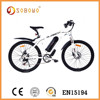 Chinese 28'' wheel urban dirt electric bicycles sale for adults