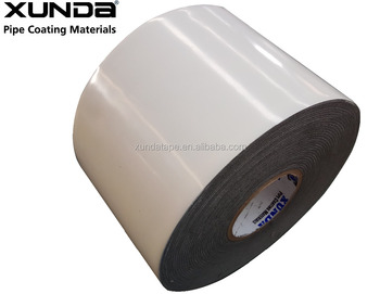 white color Wrapping & coating Material xunda t250 outer tape