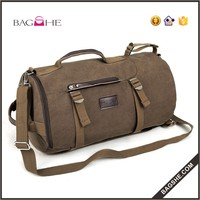vintage canvas bag waxed mens canvas duffle bag