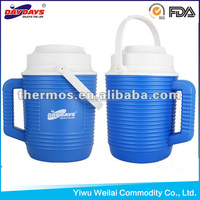 2000ml DAYDAYS themal insulated plastic water jug water bottle