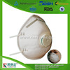 Disposable 3ply PM2.5 N95 Safety Dust Face Mask without or with Valve