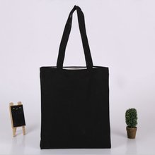 12oz oem cotton fabric shopping canvas tote bag