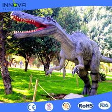 Innova - Theme Park Life Size Robotic Realistic Real Electric Dinosaur Model and Animatronic Artificial Dinosaur