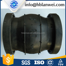 Shcok Reducer flexible neoprene rubber pipe coupling bellow expansion joint