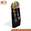 Beef Sticks Booth Standing Cardboard Display Box