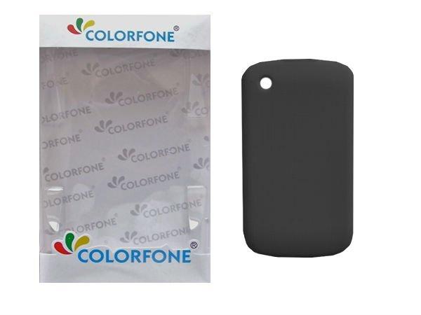 Colorfone case Silicon for Samsung i9100 Galaxy S2 black