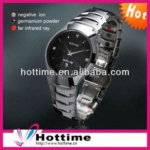 3in1 Elements Energy Business Silicone Quartz Wrist Watch