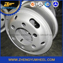 China cheap price dump truck wheel rim