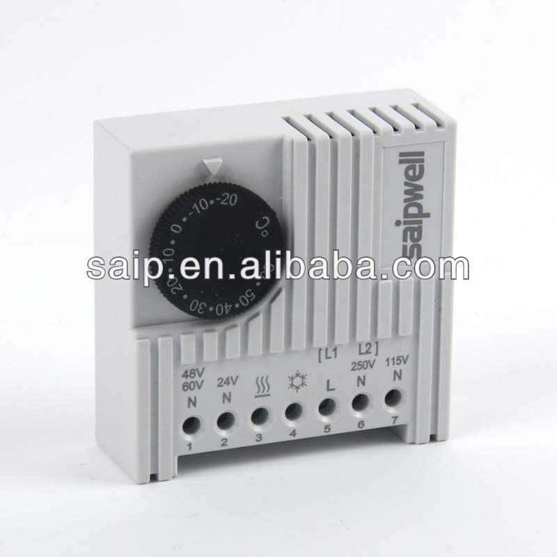 Electronic Thermostat motor self-hold thermostat bathtub temperature controller