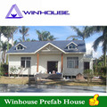China Luxury Prefab House Building Modern Prefabricated Villas For Sale Chile