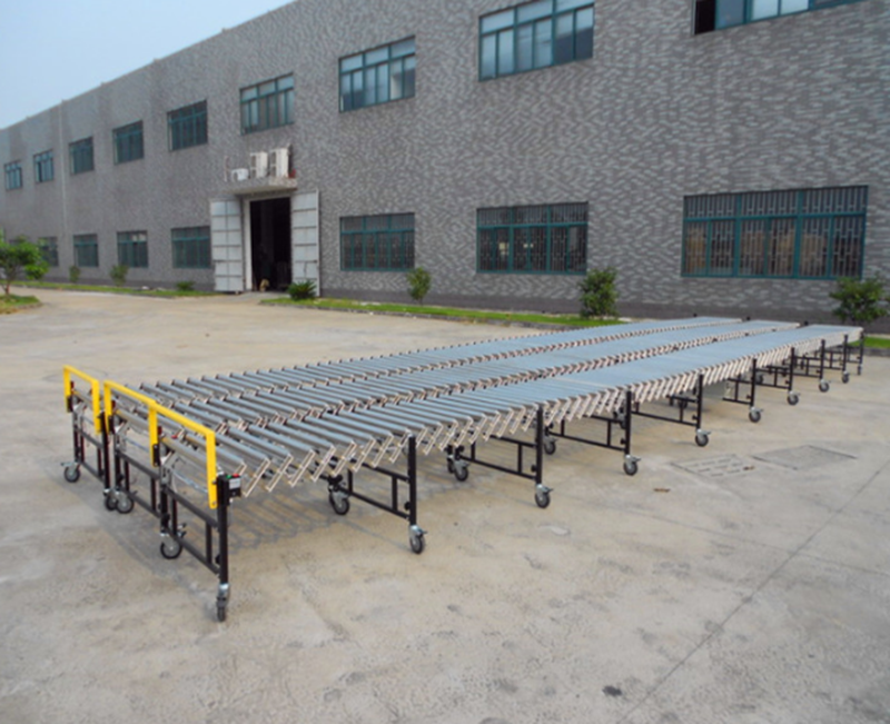 Industrial Stainless steel power roll screw conveyor from Shandong