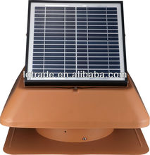 12inch 14inch Solar Powered Attic Exhaust Fans