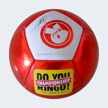 Promotional mini soccer ball for kids
