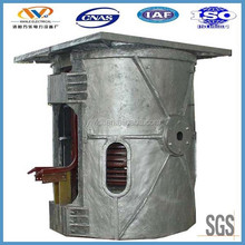 electricity saving device 650kw electric furnaces for melting scrap steel