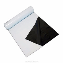 Panda Film Black & White Poly Film 10ftx100ft 6mil