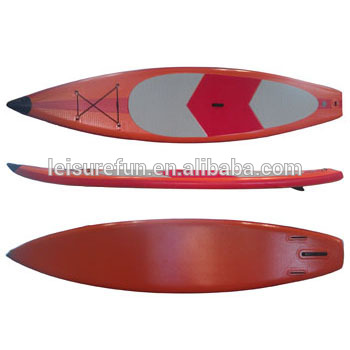 2017factory selling best inflatable paddle windsurf board