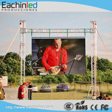 Lightweight Slim Design Rental Flexible LED Curtain Display Outdoor P8/xxx photos china/aliexpress