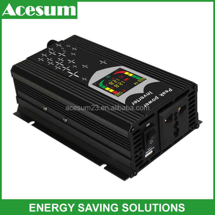12V 24V high quality inverter battery connections 1000W 2000W 3000W made in china