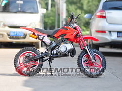 Best Christmas gifts 50cc mini dirt bike kick start for kids