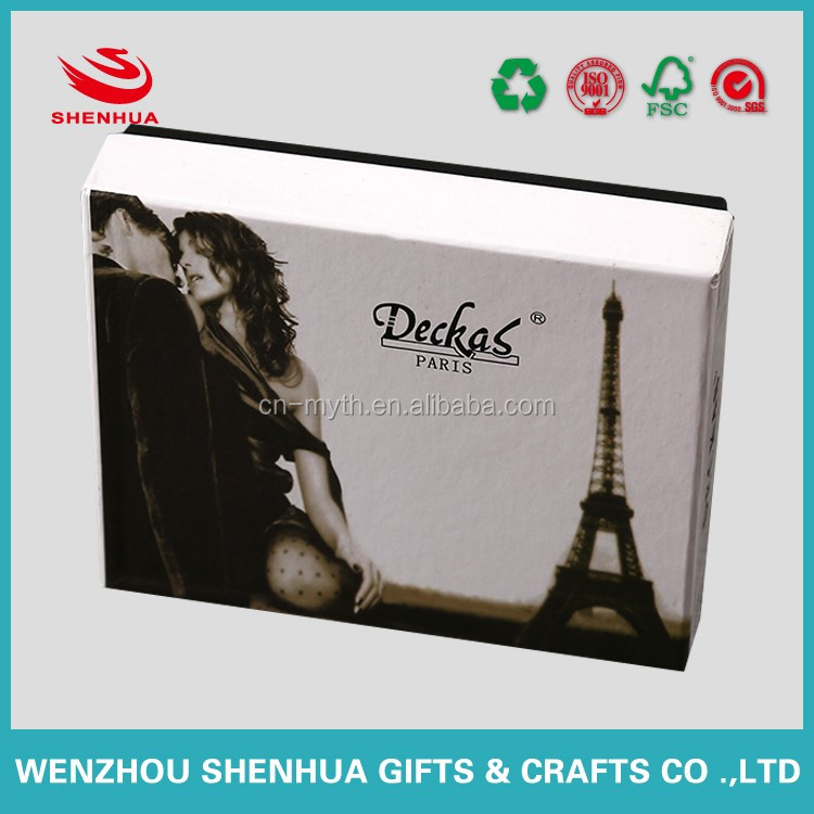 custom clothing cardboard box from China