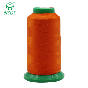 100% spun polyester high quality sewing thread