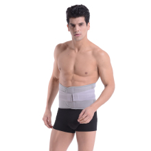 Elastic lumbar spine support back belt medical waist support for men and women