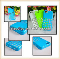 Hot Selling TPU Gel Case Cover for Apple iPhone 5C Skin Back Cover Phone Accessories Made in China Laudtec