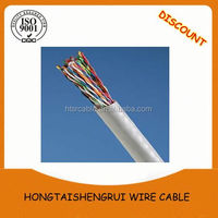 High Quality FLAT 4C Telephone Cable