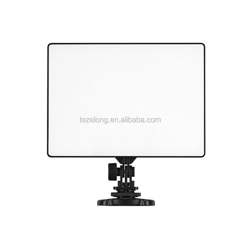 Newest YONGNUO YN-300 YN300 Air Ultra Thin On Camera Led Video Light Pad Panel for Canon for Nikon