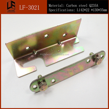 Heavy Duty Cabinet Door Lid Stay Support Kitchen Cabinet Lifting Hinges Bed Bracket Hinge