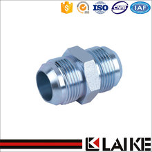 ningbo parker carbon steel hydraulic fitting tube adapter