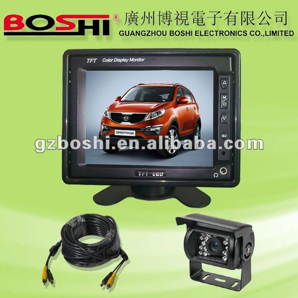 Guangzhou factory car bus 5.6 inch CCTV Camera System