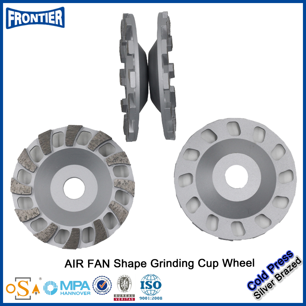 China gold manufacturer hot sale promotion diamond flat cutting wheels