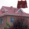 S1 waterproof natural spanish red clay roof tiles