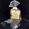 BOPP Printed Plastic Bread Bags Clear