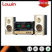 2.1 multimedia speaker home theater with USB/SD/FM/MIC+VFD Display