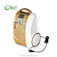 battery operated portable oxygen concentrator with ce mark