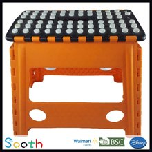 Plastic Stackable Garden Tall Folding Step stool