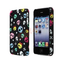 Luminous High Impact Hard Plastic Mobile Phone Case For iPhone 6 5 4
