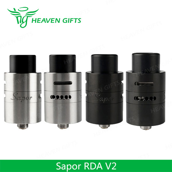 100% Original Length 41mm WOTOFO Sapor RDA V2 Tank wholesale e cigarette distributors