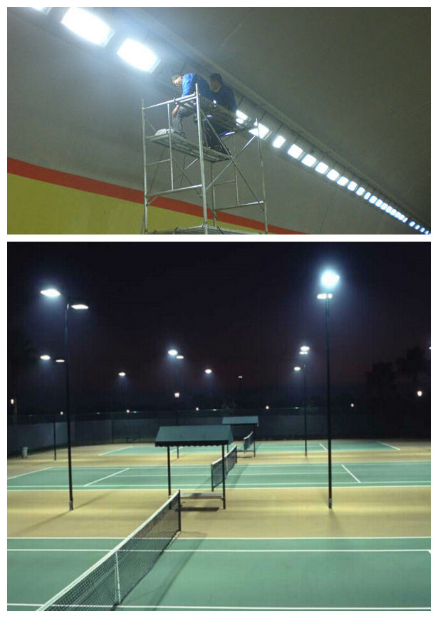 High Power 400w 300w 200w LED Pedal light with Meanwell driver PhilipsSMD 5years warranty panel design tunnel flood light