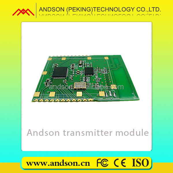 Andson good-shape z-wave insert control module insert in smart home products