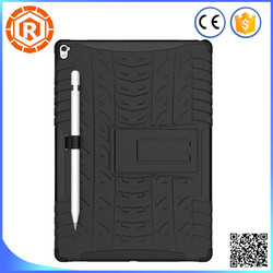 wholesale kickstand case for ipad pro 9.7 inch robot tablet case