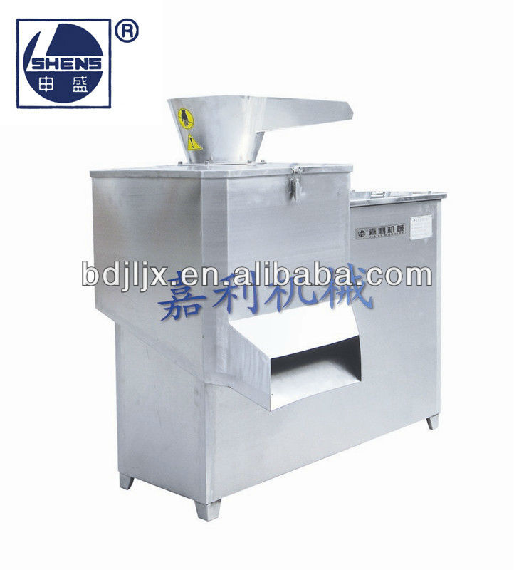 Fruit deeply processing beating machine