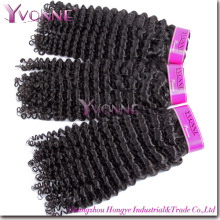 wholesale aaaa grade 100% virgin Brazilian remy hair extension