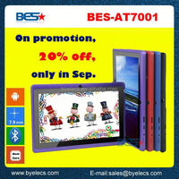 Cute and colorful 7 inch q88 android 4 0 tablet