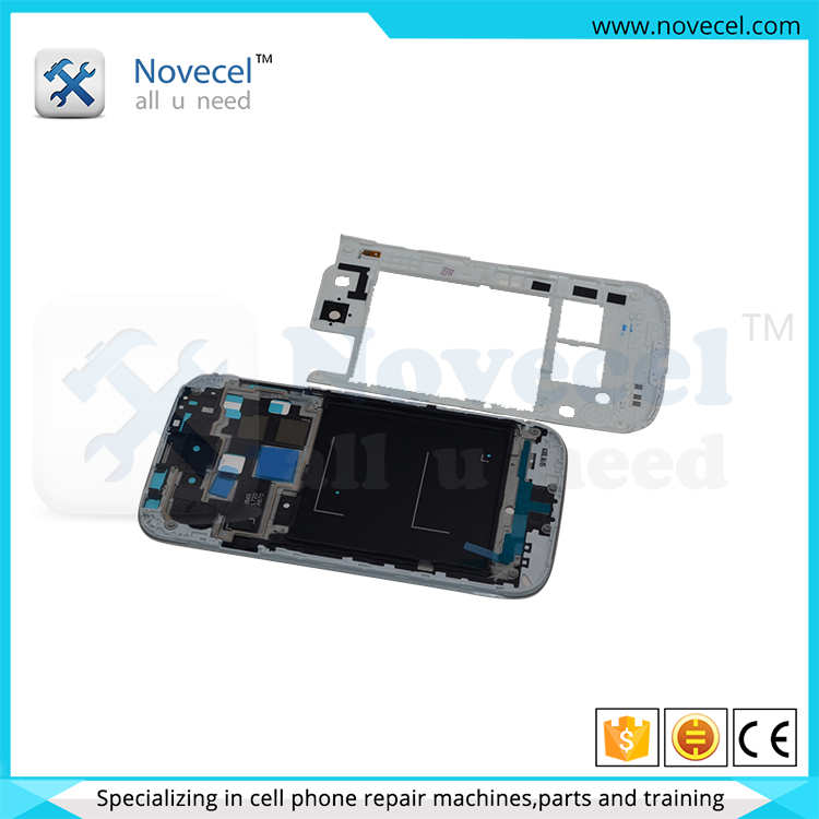 Middle Frame Housing Bezel Camera Cover for Samsung Galaxy S5 Mid Frame For Samsung Galaxy S5 G900 G900F G900A