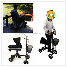 For Travelling Knee Scooter china supplier For Foot Injured car armrest