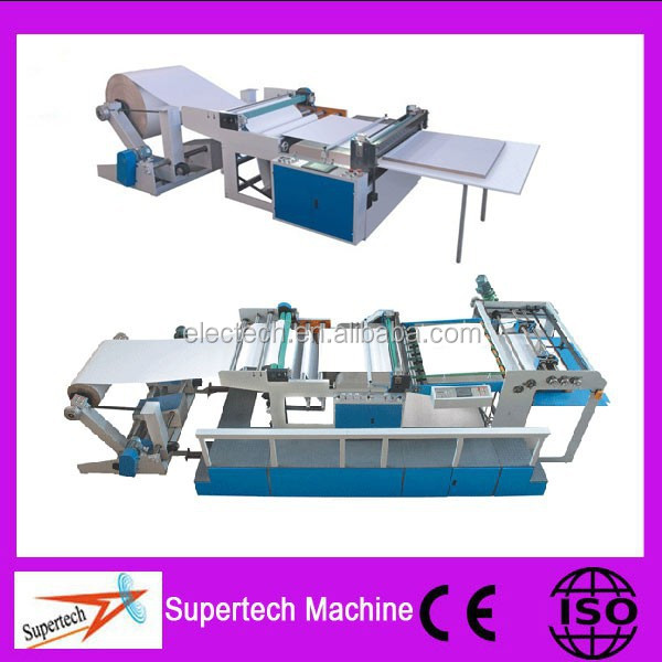 High quality computer roll to sheet paper cutting machine price